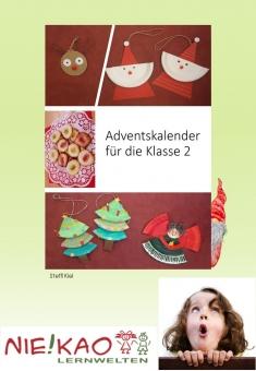 Zauberhafter Advent - Klasse 2