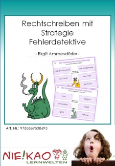Rechtschreiben mit Strategie - Fehlerdetektive