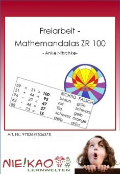 Freiarbeit - Mathemandalas ZR 100