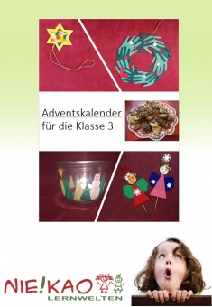 Zauberhafter Advent - Klasse 3
