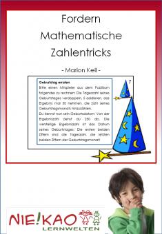 Fordern - Mathematische Zahlentricks